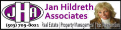 Jan Hildreth Associates LLC | Real Estate | Property Management | Tax Preparation